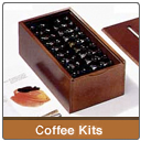 Wine Aromas (Le Nez du Vin), coffee kits