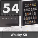 Wine Aromas (Le Nez du Whisky), 54 aromas whisky kit